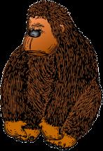 g gorilla-30737_640